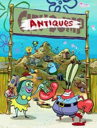 cartoon snap spongebob illustration art for the village voice