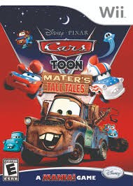 cars characters ramone cars toon mater u0027s tall tales wii game holiday gift guide