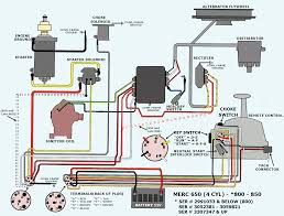 mercury switch box wiring diagram mercury outboard switch box