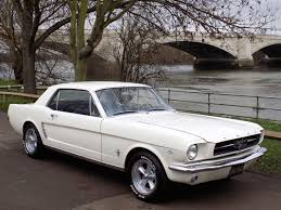 ford mustang 1964 chrome ford mustang 1964 c white