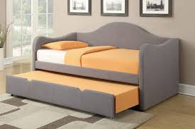 Wood Day Bed Bedroom Wood Daybed With Pull Out Trundle Using Rounded Knobs In