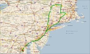 Map Of State Of New York by Map Of White Plains New York New York Map