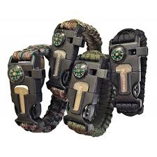 bracelet paracord survival images Paracord survival bracelet with a 550lb parachute cord fire jpeg
