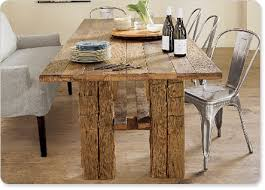 Modern Rustic Dining Room Table Rustic Modern Furniture Descargas Mundiales Com
