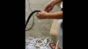Gravity Chair Replacement Cord How To Fix The Bungee Cord With Seat Youtube