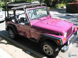 matte purple jeep i get to paint my jeep at what color