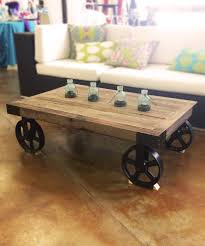 coffee table factory cart walker lewis rents