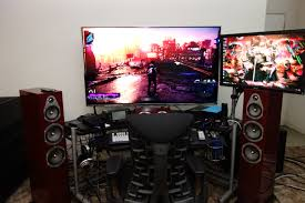 excellent pc gaming setup marvelous ideas ten of the best pc