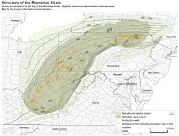Map Of North Eastern United States by Marcellus Shale Results Continue To Amaze Geologists