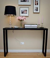 Narrow Foyer Table by Best Best Foyer Table With Shoe Storage 999