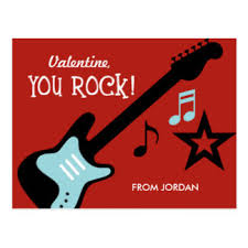 kid valentines you rock gifts on zazzle