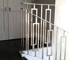 stainless steel banister rails contemporary stair rails and banisters best stainless steel