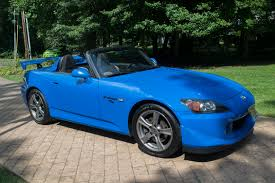 Honda S2000 Price Range One Of 699 Honda S2000 Crs Is Up For Auction The Drive