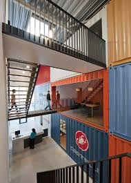 garage houses made from shipping containers conex box house