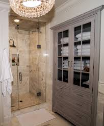 Traditional Bathroom Decorating Ideas Inspired Linen Closet Method Other Metro Traditional Bathroom