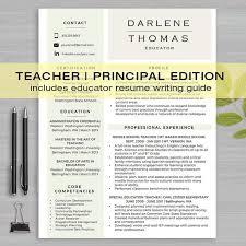 2 Page Resume Template The 25 Best Teacher Resume Template Ideas On Pinterest Resume
