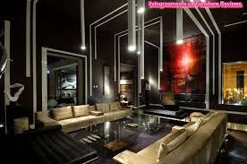 black living room furniture