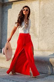 ootd how to wear red mode devoted