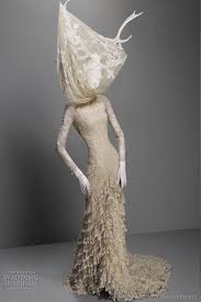 mcqueen wedding dresses mcqueen wedding dress inspiration from the savage beauty