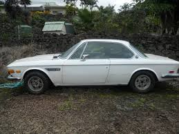 bmw 2800cs for sale island special 1971 bmw 2800cs but trusty
