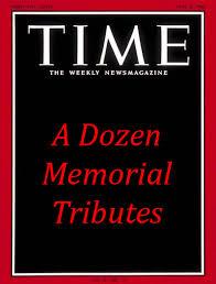 memorial tributes a dozen memorial tributes