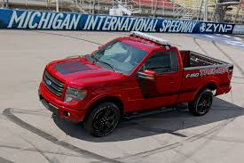 Fastest Ford Truck 2014 Ford F 150 Tremor Nascar Pace Car Photos Specs And Review Rs