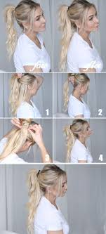 hair styles for small necks best 25 long hair ponytail ideas on pinterest messy ponytail