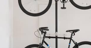storage wonderful bike storage rack a no drilling free standing