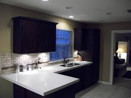 Juno Under Cabinet Lighting by Kitchen Lighting Surprising Can Lights In Kitchen Recessed