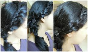 How To Do Easy Hairstyles Step By Step by Collections Of Easy And Simple Hairstyles To Do At Home Cute