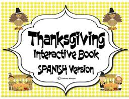 thanksgiving interactive book version by studious maximus