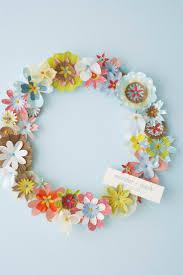 150 best papercraft home decor images on pinterest papercraft papercraft flowers homedecor wreath paper flower wreath
