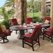 Tropitone Patio Table Tropitone Patio Furniture Foter