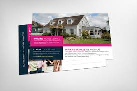 18 real estate postcard templates u2013 free sample example format