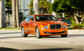 bentley orange the end of the road for bentley u0027s 6 3 4 v 8 is coming but not