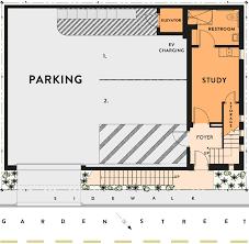 Parking Building Floor Plan Building U2014 El Jardin