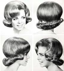 updated flip hairdo the official 60 s site the bubble flip