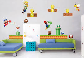 super mario wallpaper for bedroom pierpointsprings com artistic decorations kids wall designs kids room wall design wall painting for kids room this