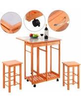 drop leaf kitchen islands u0026 carts bhg com shop