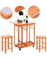 drop leaf kitchen island table drop leaf kitchen islands carts bhg shop