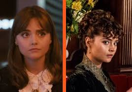 doctor who hairstyles doctor who beauty clara s makeup routine on screen style