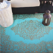 Recycled Outdoor Rug by Plastic Outdoor Mats