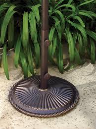 Garden Treasures Patio Umbrella Base by Patio Umbrellas
