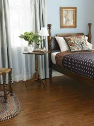 How To Choose Laminate Flooring Thickness Best Bedroom Flooring Pictures Options U0026 Ideas Hgtv