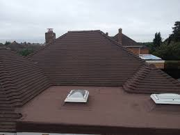 flat roofs in sutton coldfield ph roofing