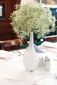 baby breath centerpieces diy baby s breath centerpiece weddingbee