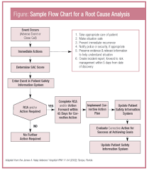 root cause report template there are four basic steps in creating a root cause