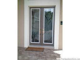 Etched Glass Exterior Doors Etched Glass Doors Frosted Glass Doors Tropical Glass Doors