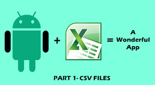 android listview exle android import excel into sqlite database