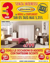 Camerette Soppalco Mercatone Uno mercatone volantino 4 agosto 2 settembre 2012 by